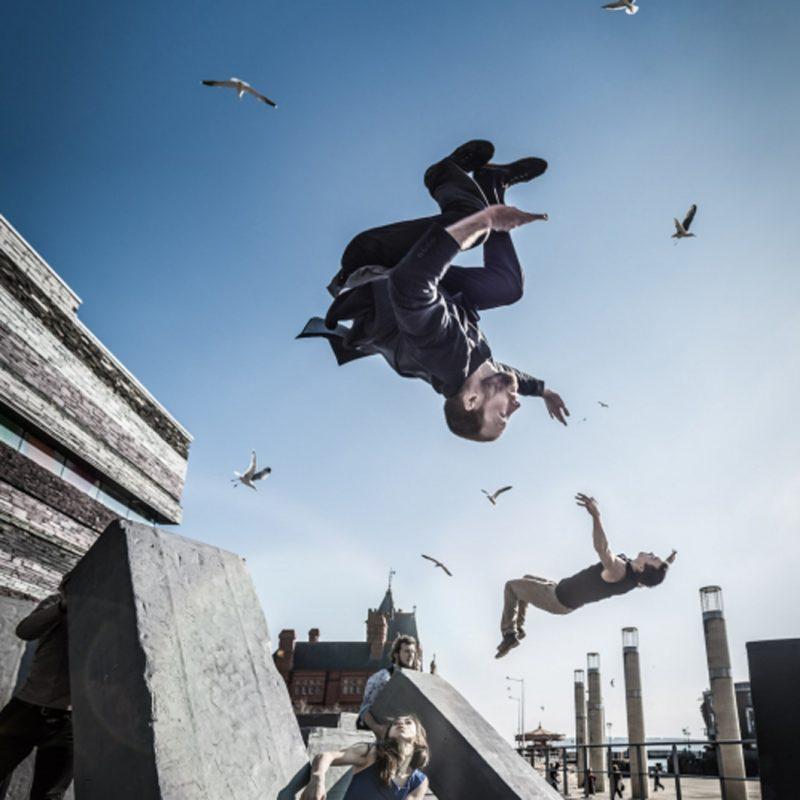 BLOCK - NoFit State Circus + Motionhouse [UK]