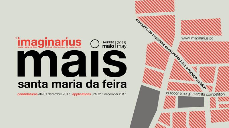 Applications are open to Mais Imaginarius 2018
