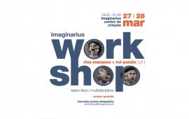(Português) Workshop com Rina Marques e Rui Paixão