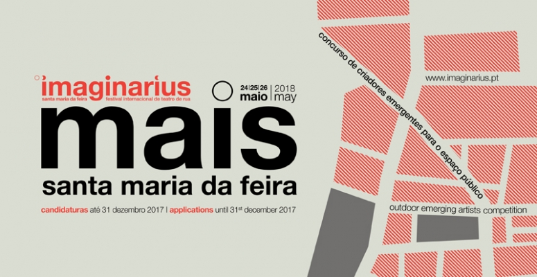 Applications are open to Mais Imaginarius 2018