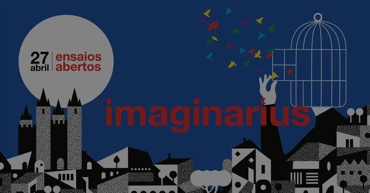 Ensaios abertos das criações Imaginarius na apresentação do festival 1