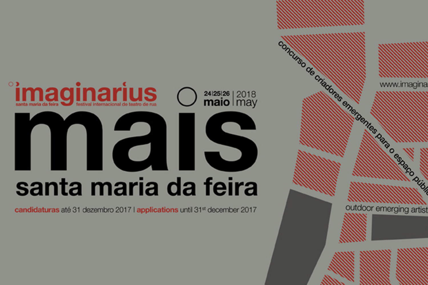 Applications are open to Mais Imaginarius 2018 1