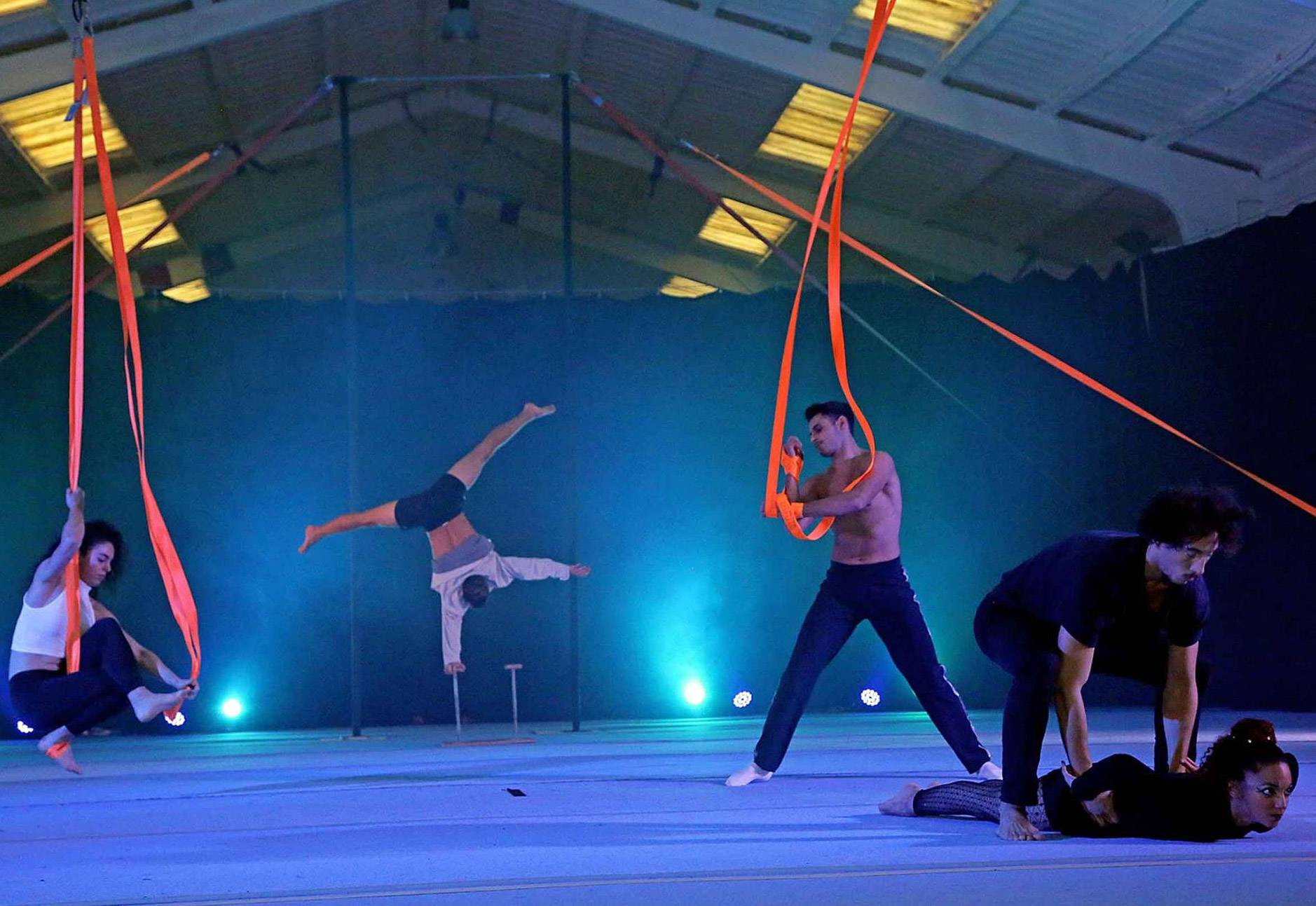 SALTO International Circus School [PT] 1