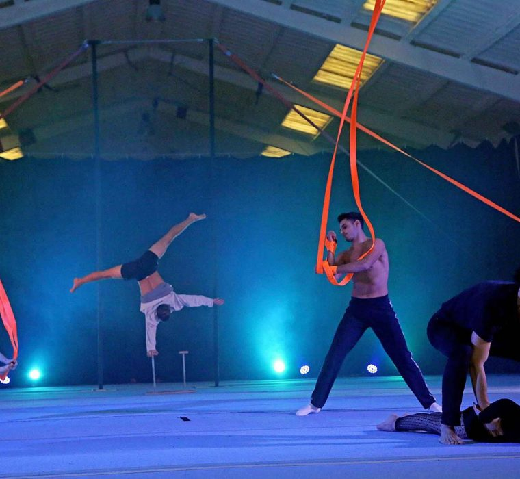 SALTO International Circus School [PT] 14
