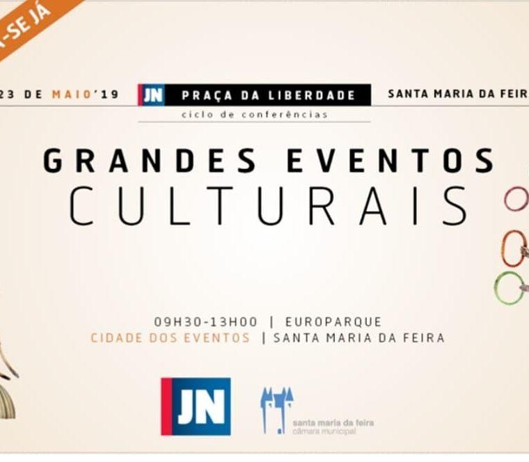 Conferência 'Grandes Eventos Culturais' 20