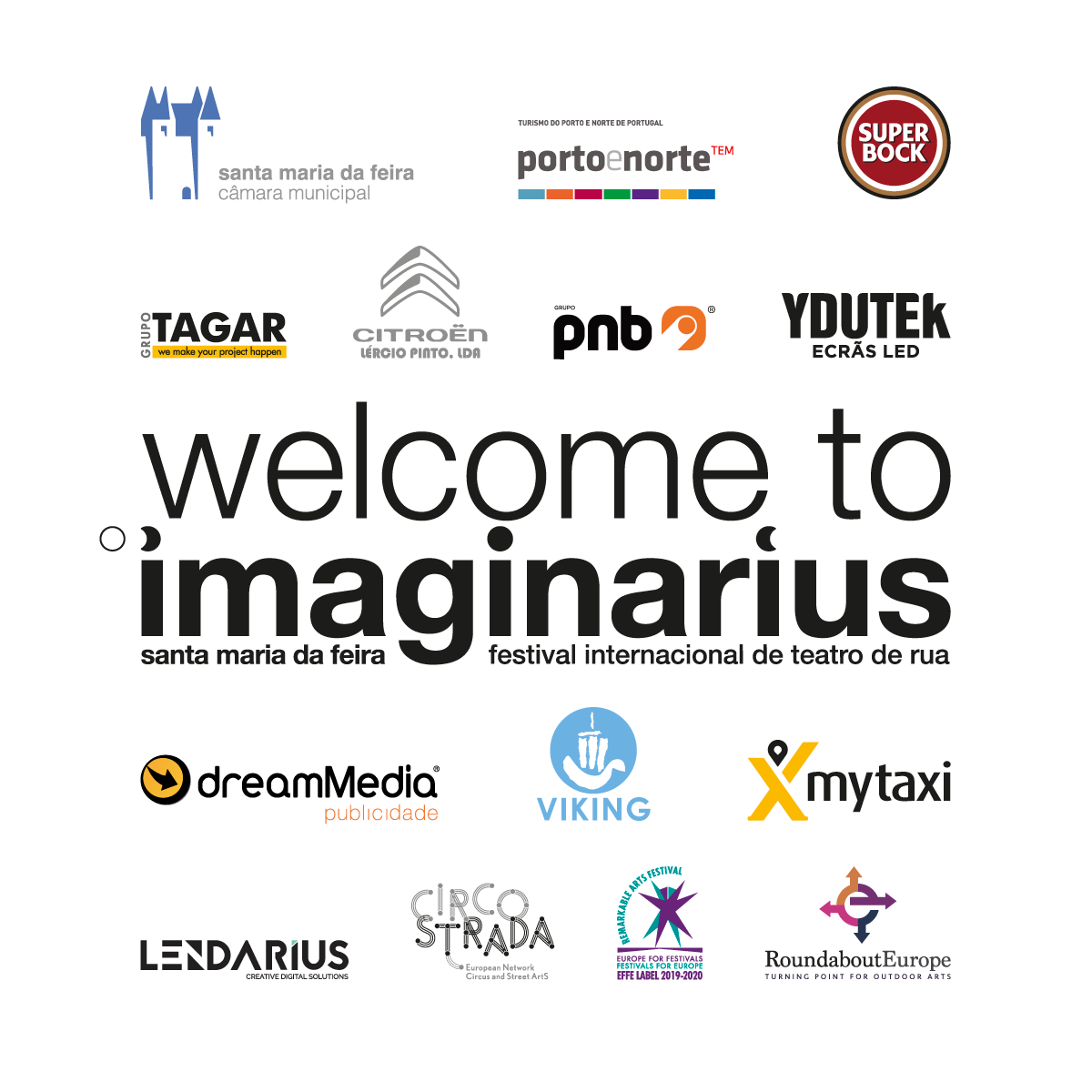 2019 Imaginarius attracts new brands as strategic partners 1