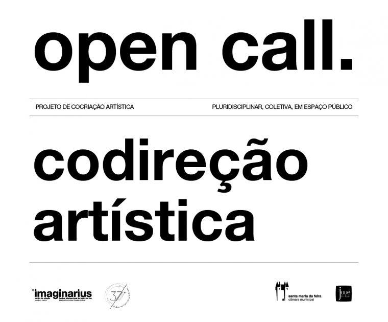 Call para direção artística em criação conjunta 2