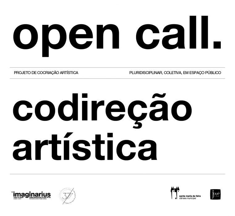 Call para direção artística em criação conjunta 14