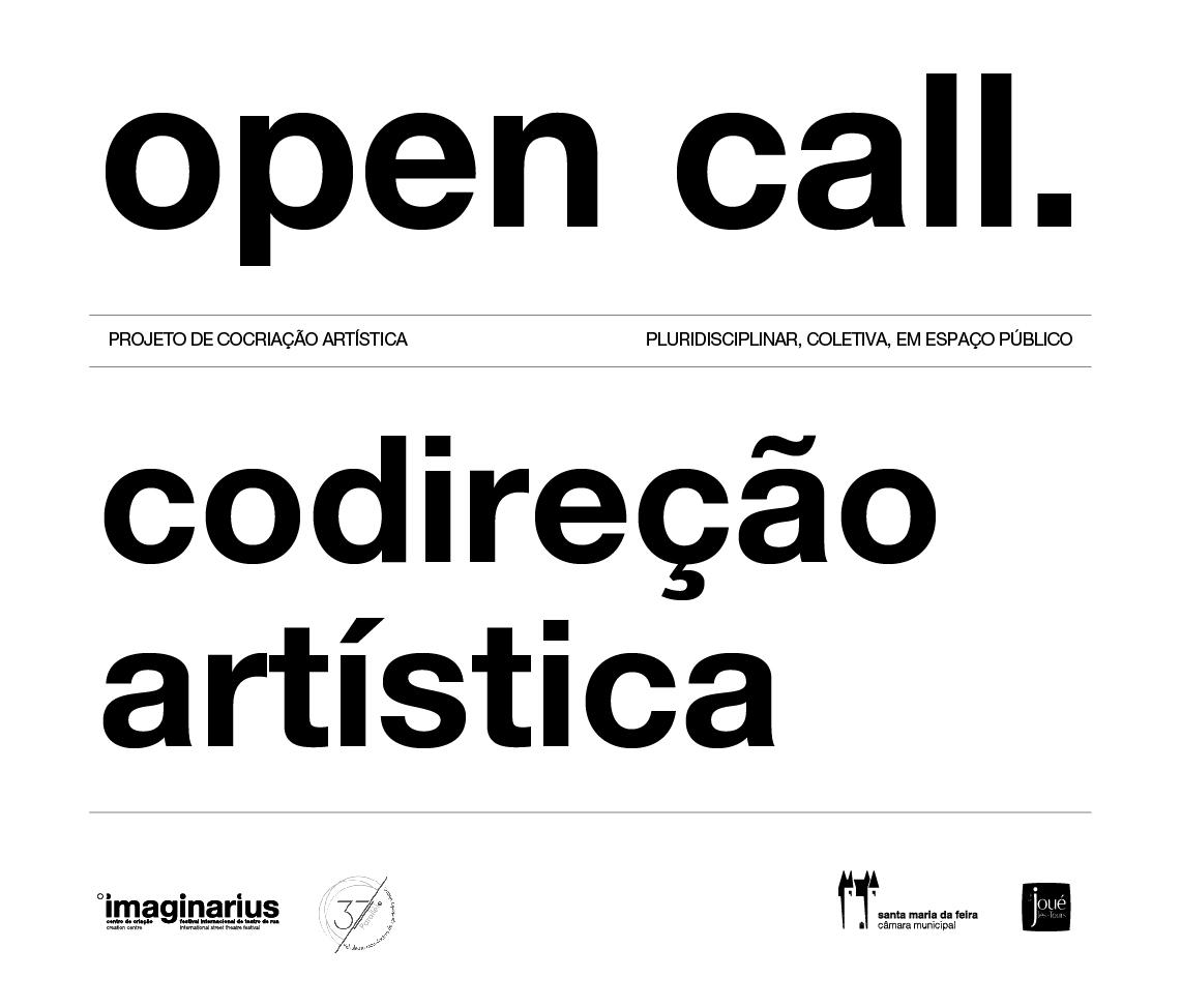 Call para direção artística em criação conjunta 1