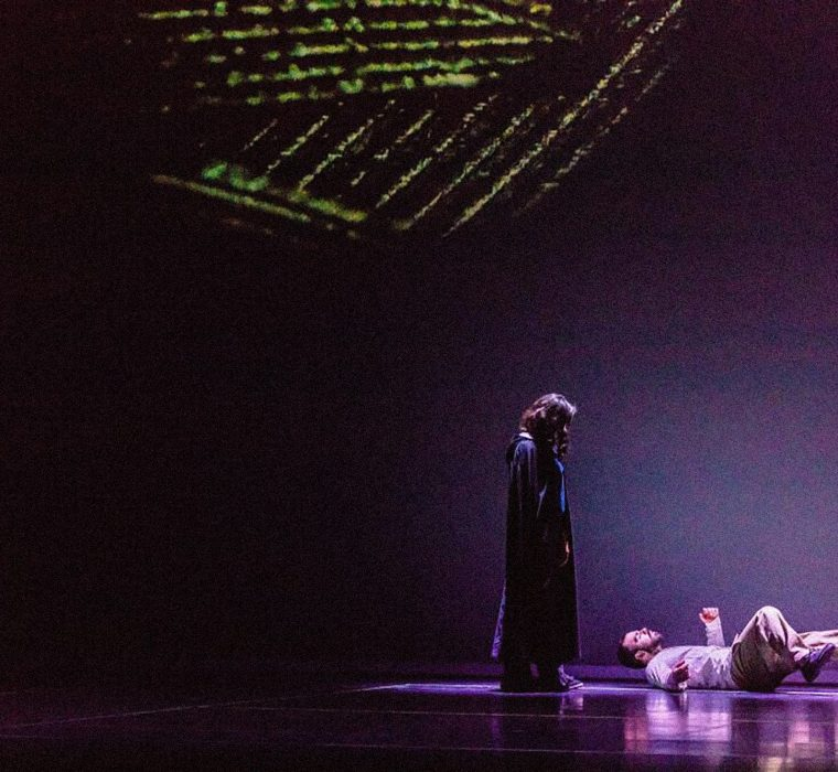 International and local artists star in an opera extolling love, loss and desire 2